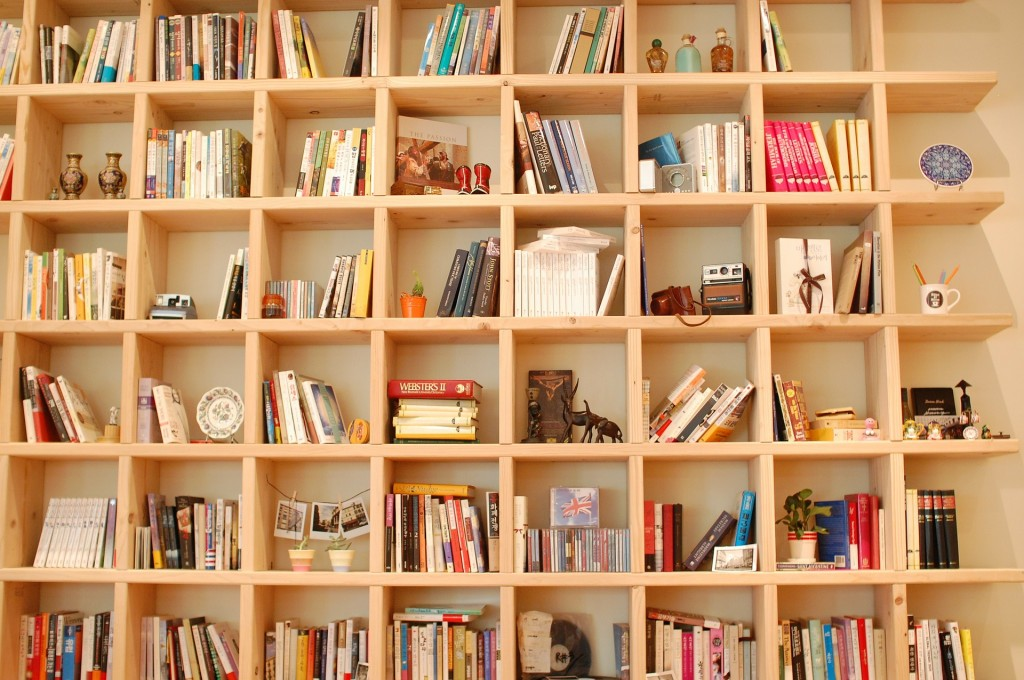 Create Your Own Relaxing Library 4