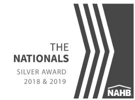 the national silver award